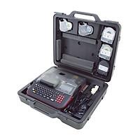 Máy đánh chữ (in đầu cốt) LM-550A/PC A12-TH, Hàng chính hãng MAX