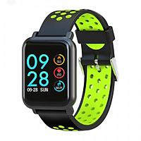 Đồng hồ thông minh smartwatch SN60-Plus (Xanh Lá) - Hỗ trợ Đo nhịp tim, đo huyết áp, nồng độ oxy trong máu - Hàng chính hãng