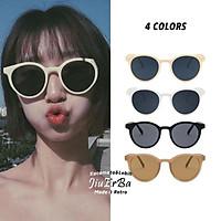 Kính râm thiết kế mắt mèo kiểu Hàn Quốc cho nam lẫn nữ_MK02