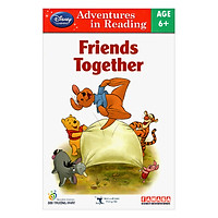 Disney learning Adventures in Reading: Friends Together (Age 6+)