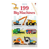 Usborne 199 Big Machines