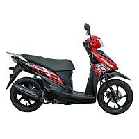 Xe Máy Suzuki Address 110cc FI 2016 (Đỏ Đen)