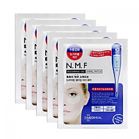 Combo 5 Mặt Nạ Cấp Ẩm Cho Vùng Mắt Mediheal N.M.F Aquaring Gel Eyefill Patch 2.7g x5