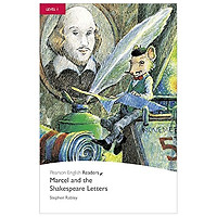 Level 1: Marcel and the Shakespeare Letters Book and CD Pack (Pearson English Graded Readers)