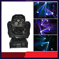 Đèn Moving Laser 6 Mắt LED 60W NE 906