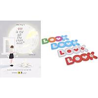999 Lá Thư Gửi Cho Chính Mình – Mong Bạn Trở Thành Phiên Bản Hoàn Hảo Nhất (Tặng Kèm Bộ Bookmark TiKi Love Books)