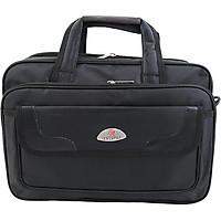 Cặp đựng Laptop, túi đưng Laptop sách vở, tài liệu siêu bền C03 (Tặng túi du lịch PĐ) Yutupai 38 x 30 x 15 cm