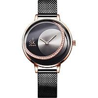 Đồng hồ nữ chính hãng Shengke Korea K0088L-04