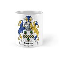 Cốc Sứ In Hình - Forrest Coat Of Arms / Forrest Family Crest - MSCS-IH49383