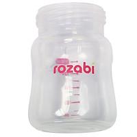 Bình Sữa Máy Hút Sữa Rozabi Compact