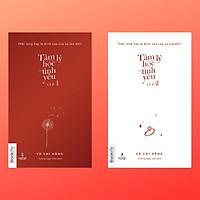 Combo Bộ 2 Cuốn: Tâm Lý Học Tình Yêu