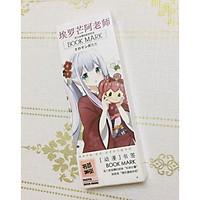 Bookmark 36 Đánh Dấu Sách Sagiri Izumi  (giao mẫu ngẫu nhiên)