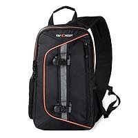 Túi Đựng Máy Ảnh Kỹ Thuật Số DSLR Chống Nước Chống Sốc K&F CONCEPT Cho Canon Nikon Sony (37 x 23 x 14cm)