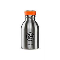 Bình nước 24 Bottles Urban, dung tích 250ml, màu thép