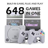 Bộ điều khiển trò chơi di động RS-70 với 2 tay cầm được tích hợp sẵn 648 trò chơi cổ điển dành cho người yêu game