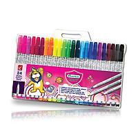 Bút màu nước Masterart 24 màu