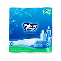 Giấy Vệ Sinh Pulppy CLassic (9 Cuộn)