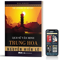 Sách - Lịch sử văn minh Trung Hoa