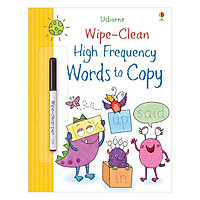 Usborne High-Frequency Words to Copy