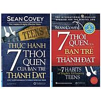 Sách - Combo 7 thói quen của bạn trẻ thành đạt + Thực hành 7 thói quen của bạn trẻ thành đạt
