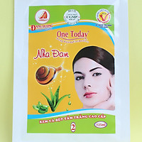 One Today - Kem và Bột Tắm Trắng Cao Cấp Nha Đam