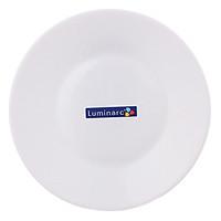 Đĩa thủy tinh Luminarc White Essence Din 25cm