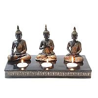 Bộ Tượng Tam Thế Phật Nhí Om Home