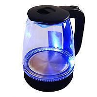 Ấm Siêu Tốc Thủy Tinh Đèn LED 1.8 lít JL-ST21 - Màu Ngẫu Nhiên - Hàng Chính Hãng