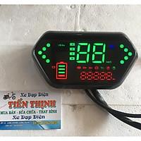 Đồng hồ tốc độ dành cho xe điện 48v-60v-72v