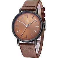 Đồng hồ nam chính hãng Shengke K8065G-04 Nâu