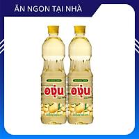 Combo 2 Chai Dầu Đậu Nành Angoon 1L (Thái Lan)