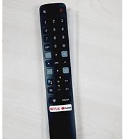 Remote Điều khiển tivi dành cho  TCL giọng nói- Tặng kèm Pin