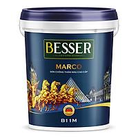 Sơn chống thấm pha màu cao cấp  BESSER - MARCO