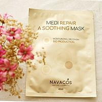 Mặt nạ tế bào gốc Navacos Medi Repair A Soothing Mask 40ml (MIẾNG)
