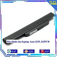 Pin dành cho laptop Asus K55 K55VD - Hàng Nhập Khẩu