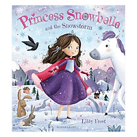 Princess Snowbelle And The Snowstorm (Christmas books)