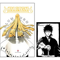 Bleach Tập 36: Turn Back The Pendulum [Tặng Postcard]