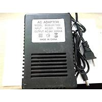 Adapter nguồn xoay chiều AC 24v 3A cho camera xoay PTZ - Hàng nhập khẩu