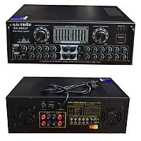 Âmpli karaoke và nghe nhạc SA - 888XP HẢI TRIỀU (HÀNG CHÍNH HÃNG)