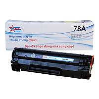 Hộp mực Thuận Phong 78A (TỰ NẠP) dùng cho máy in HP LJ P1566/ P1606/ M1536/ Canon LBP 6200D/ 6230DN/ MF 4400/ 4430/ 4580 - Hàng Chính Hãng
