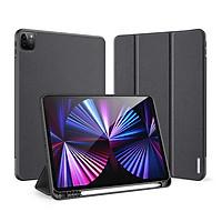 Bao da dành cho iPad Pro 11 inch 2021 Dux Ducis Domo (có khay đựng bút) - Hàng nhập khẩu