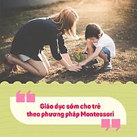 Bộ 4 Khóa Học Giáo Dục Sớm Cho Trẻ Theo Phương Pháp Montessori - KYNA FOR KIDS