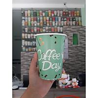 Ly giấy 14oz Coffee Day (360ml) 2PE lốc 50 cái (không gồm nắp)