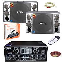 Dàn karaoke và nge nhạc gia đình CSX - 1000 SE BellPlus (hàng chính hãng)