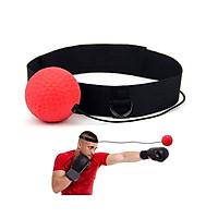 Bộ bóng tập phản xạ boxing treo đầu