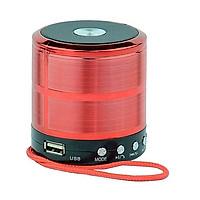Loa Bluetooth USB thẻ nhớ WS-887 - Hàng Nhập Khẩu