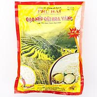 Gạo nếp cái hoa vàng Phú Hải ( 1kg)