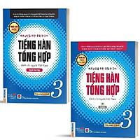 Sách - Combo Tiếng Hàn Tổng Hợp Dành Cho Người Việt Nam - Trung Cấp 3