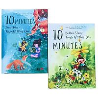 Truyện kể hàng đêm - 10 minute Fairy tales, bedtime - Tặng File nghe ( bộ 2 cuốn, song ngữ anh việt )