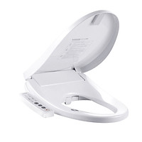 Toshiba TOSHIBA intelligent toilet cover independent waterway warm air blowing automatic deodorization body cleaner Japanese electronic toilet cover hot flushing T5-86B6